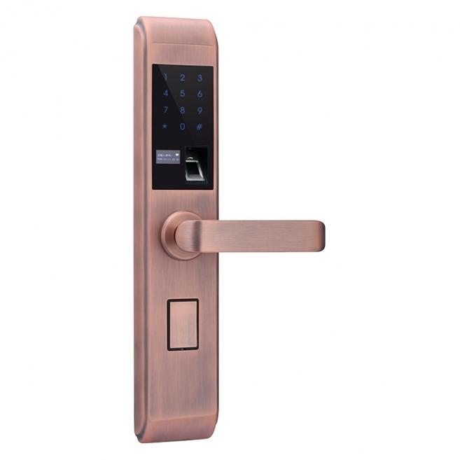 家用密码指纹锁关于指纹有哪些秘密?