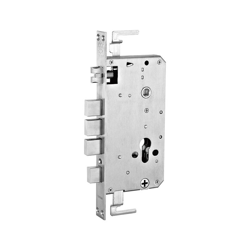 国标6068全钢多功能锁体